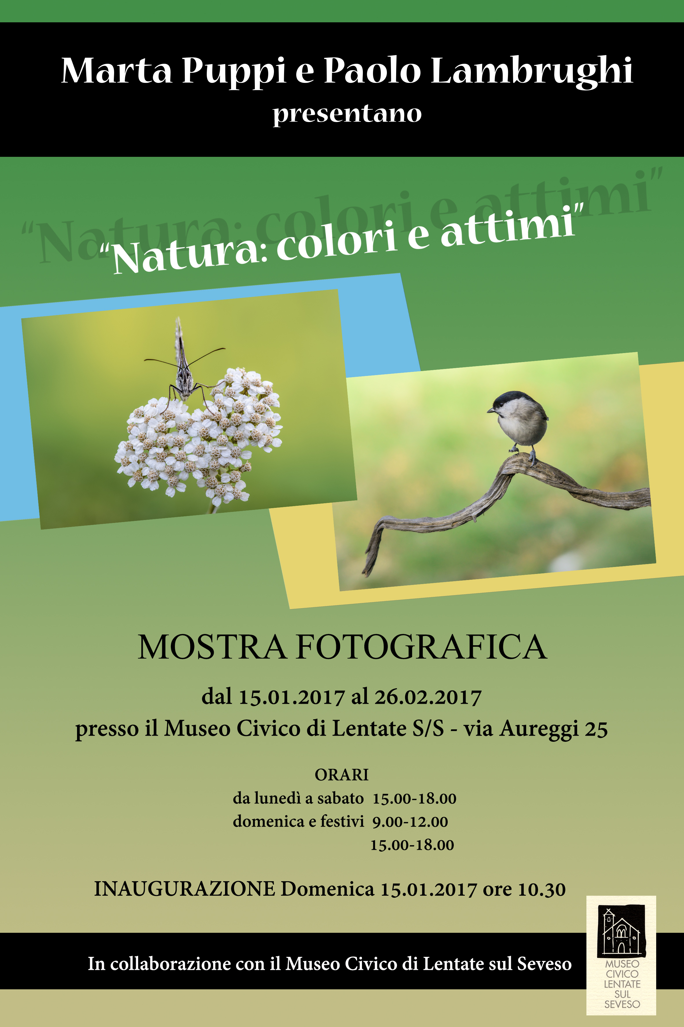 Eventi Museo Civico Di Lentate Sul Seveso