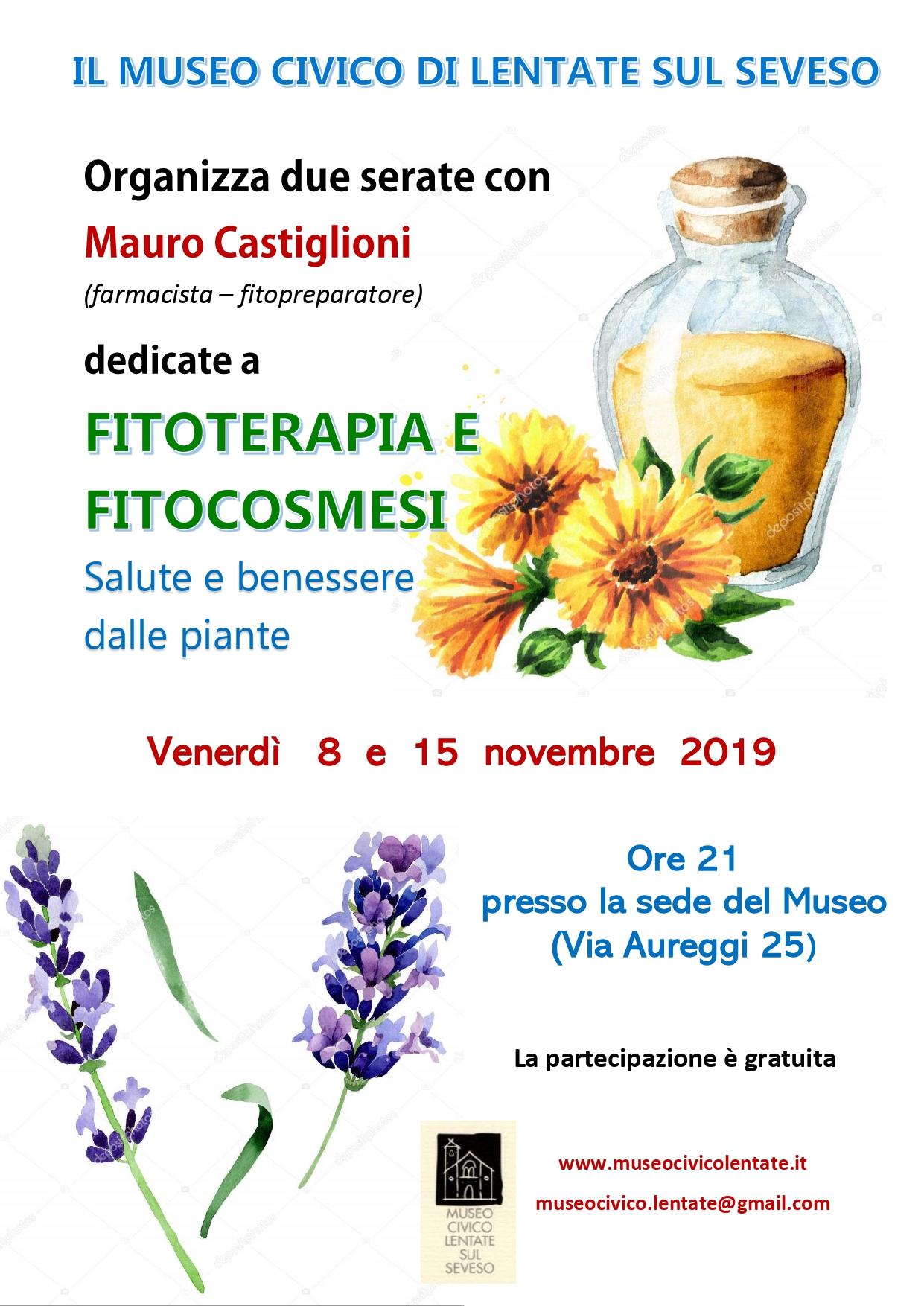 Fitoterapia E Fitocosmesi Museo Civico Di Lentate Sul Seveso